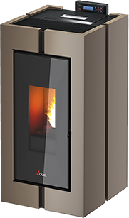 Tecna metallo light bronze 3 ico